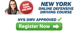 Online NY Drivers' Training